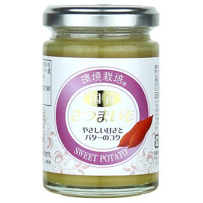 信州自然王国 さつまいもとバターのペースト 140g