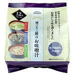 成城石井 選べる三種のお味噌汁 12食(3種×4食)