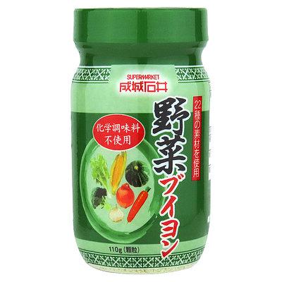 成城石井 化学調味料無添加 野菜ブイヨン 110g
