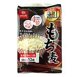 はくばく もち麦ごはん(丸粒タイプ) 50g×12袋