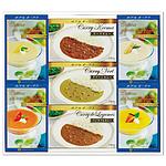 【お中元】 ホテルオークラ レトルトカレー・冷製スープ詰合せ RCC-30 【E・G】