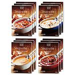 【お中元】 成城石井 スープ&ミー スープ詰合せ 4種12個 【E・G】