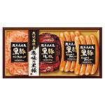 【お中元】 プリマハム株式会社 鹿児島県産 恵味の黒豚ウインナーセット BP-35R 【W】 | 着日希望不可/お届けは7月31日まで