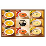 【お中元】 カゴメ だしまで野菜のポタージュギフト 140g×9個 DP-30 【E・G】