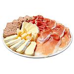 【送料込み!】【お取り寄せ】 Le Bar a Vin 52 生ハム2種食べ比べとチーズ3種セット 【LBV】