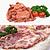 【送料込み!】【お取り寄せ】国産豚肩ロース味噌漬け+黒毛和牛味付け焼肉用 【G】