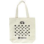 成城石井 &TOKYO モノグラムバッグ 1枚