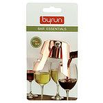 BAIRUN スチール シャンパン ワインストッパー 1個