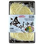 成城石井 熟成多加水麺の冷やし中華 2食入