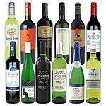 【送料込み!】【お取り寄せ】  お買い得!世界9か国の様々なワインの味わいをご自宅で! ル・バーラ・ヴァン52のハウスワインと世界のおすすめワイン 12本セット 【E】