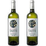 家庭画報のボルドーワイン(白)「TASTE」ブラン2本セット