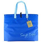 成城石井 イージーオープンバッグ (保冷) ロイヤルブルー 1枚