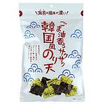 まるか食品 ごま油香るサクサク韓国風のり天 70g