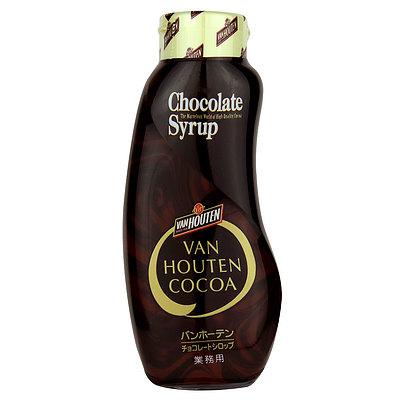 バンホーテン チョコレートシロップ 630g