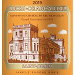 フランス ボルドー サンジュリアン 2019 CH デュクリュ ボーカイユ 750ml | 2019年プリムールワイン