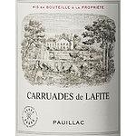 フランス ボルドー ポイヤック 2019 カリュアド ラフィット ロートシルト 750ml | 2019年プリムールワイン