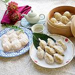 【送料込み!】【お取り寄せ】 日玉食品 台湾風小籠包・蒸餃子セット 【G】