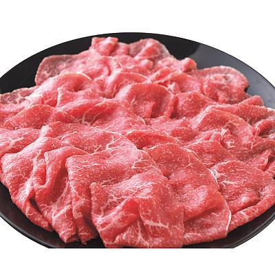 【お取り寄せ】 国産黒毛和牛もも切落し 220g×2 【G】