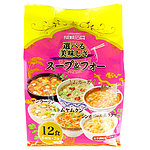 成城石井 選べる美味しさスープ&フォー  12食