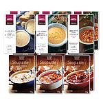 【お取り寄せ】 成城石井 人気スープ食べ比べセット 【E】 [ 4953762416717 ]