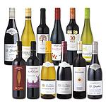 【お取り寄せ】 ブドウ品種の個性で楽しむ!12種ブドウのワインセット 750ml×12本 【DB】 [ 4953762702339 ]