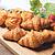 【お取り寄せ】 フランス産冷凍ミニクロワッサン(65個)&ミニパンオショコラ(70個) 【G】
