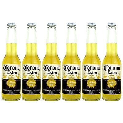 メキシコ コロナ エキストラ 瓶 355ml×6本