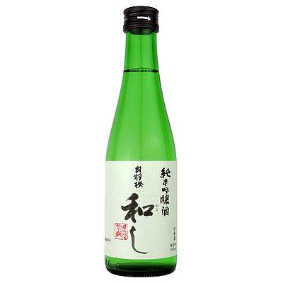 山形 出羽桜 純米吟醸酒  和し 300ml×3本