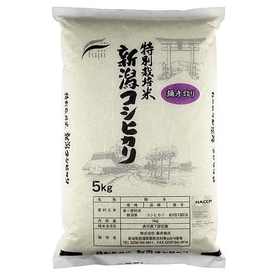 新潟産 特別栽培米こしひかり 5kg   D+2 ※月火木出荷なし