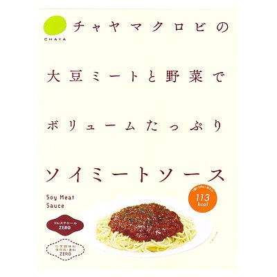 CHAYA ソイミートソース 140g×5個 【グルテンフリー】