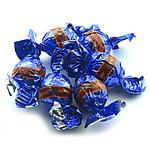 デルコンテ マカダミアプラリネチョコレート 【青】 バルク詰め 9kg