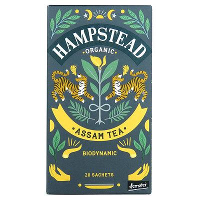 ハムステッド 有機アッサム 40g | HAMPSTEAD