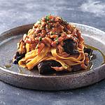 【お取り寄せ】 生パスタタリアテッレ&イベリコ豚ミートソース・トマトソースセット 8食分 【G】