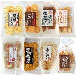 【送料込み】 成城石井おすすめせんべい8種類 食べ比べセット 1セット | 石井ウィーク