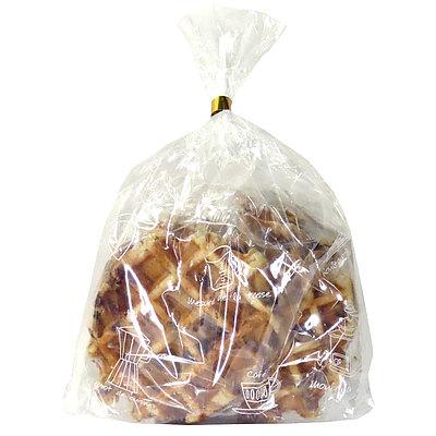 ベルギーチョコチップワッフル 4個   D+2