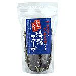 日本海物産 アカモクとがごめ昆布の入ったとろとろ海藻スープ 75g×3個