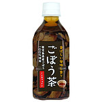 【送料込み】 鹿児島県産ごぼう使用 ごぼう茶 350ml×24本