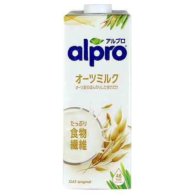 ダノン アルプロ たっぷり繊維オーツミルクほんのり甘い 1000ml×8本