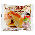 マリンフード 銅板焼ホットケーキ 2枚入