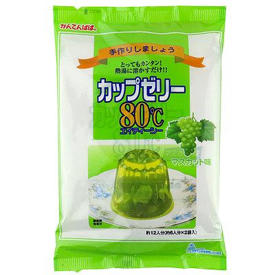 かんてんぱぱ カップゼリー マスカット (100g×2袋)×5個