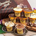 【お取り寄せ】【W】 ハワイアンホースト マカデミアナッツチョコアイス 78ml×7個入 AH-HH   沖縄・離島配送不可