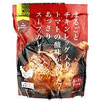 ピー・アンド・ピー チキンレッグ入りスープカレー トマト味 260g×5個