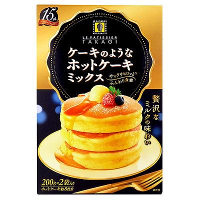 昭和産業 ケーキのようなホットケーキミックス 200g×2袋