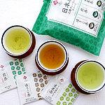 成城石井 日本茶三種ティーバッグアソート 30袋(各2g×10袋×3種)