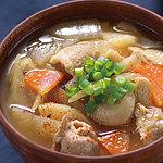 成城石井 一番だしをとった九種具材入り豚汁 1食入