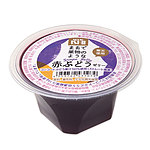 成城石井 まるで果物のような赤ぶどうゼリー 160g