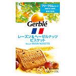 ジェルブレ レーズン&ヘーゼルナッツビスケット ポケットサイズ 58g(4枚)×6箱