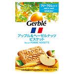 ジェルブレ アップル&ヘーゼルナッツビスケット ポケットサイズ 57.5g(4枚)×6箱