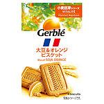 ジェルブレ 大豆&オレンジビスケット ポケットサイズ 56g(4枚)×6箱