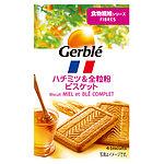 ジェルブレ ファイバー ハチミツ&全粒粉 54g(4枚)×6箱